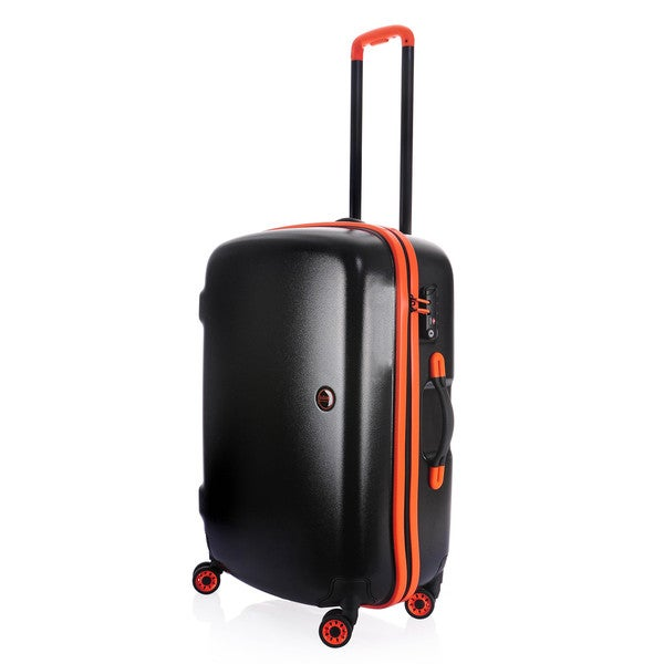 Lojel Nimbus 27-inch IPX-3 Waterproof Hardside Upright Spinner Suitcase