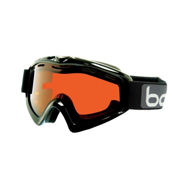 Bolle 20186 Bolle X9 Goggles Black Frame Citrus Lens