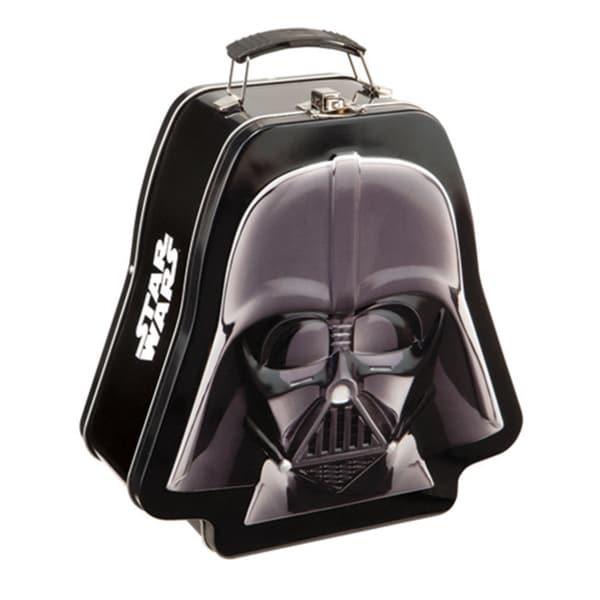 Star Wars Darth Vader Embossed Lunch Box
