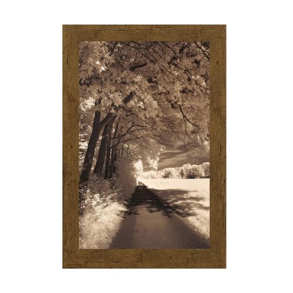 lly Szilagyi 'The Path Ahead' Framed Artwork