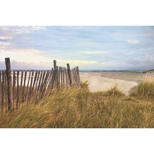 Assaf Frank 'West Wittering Beach' Gallery Wrap Canvas