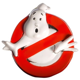 Ghostbusters Logo Plastic Wall Decoration