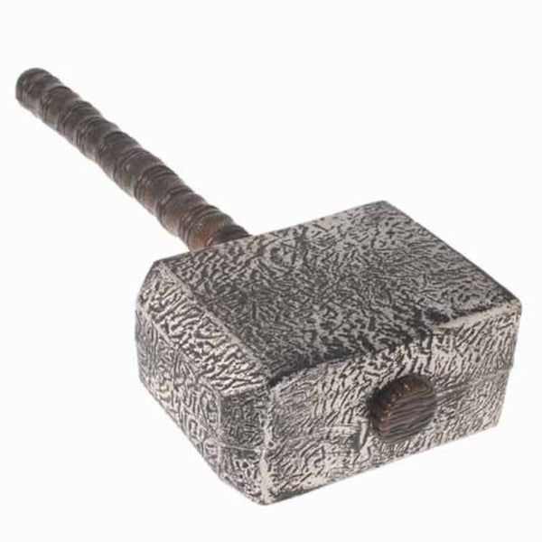 Viking Thor Hammer Costume Accessory