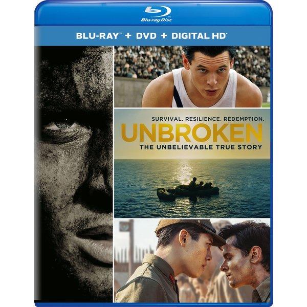 Unbroken (Blu-ray/DVD) 14806095