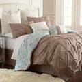 Lorna Floral 8-piece Comforter Set