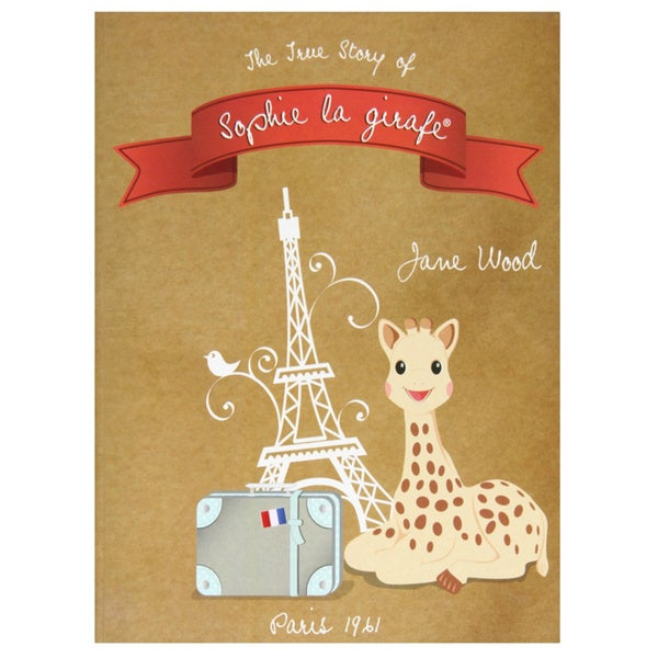 Vulli Book of the True Story of Sophie La Girafe