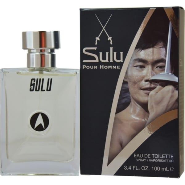 Star Trek Sulu Men's 3.4-ounce Eau de Toilette Spray