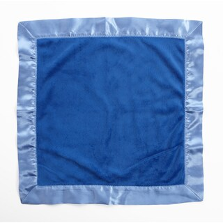 One Grace Place Simplicity Blue Binky Blanket