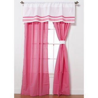 One Grace Place Simplicity Hot Pink Drapes