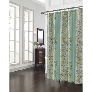 Kanur Medallion Shower Curtain