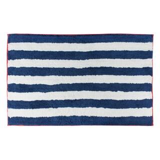 Sherry Kline La Boracay Striped Bath Mat
