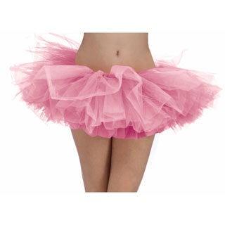 Adult Pink Tutu Costume Accessory