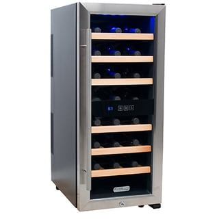 Koldfront 24-bottle Single Zone Thermoelectric Wine Cooler