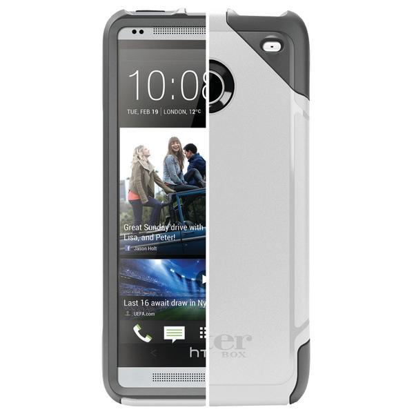 OtterBox Commuter HTC One M7 Steel Blue Case