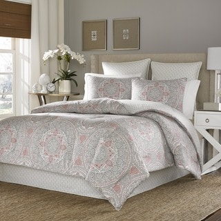 Stone Cottage Ibiza 100-percent Cotton Sateen 4-piece Comforter Set