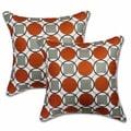 Aura Granite 22-inch Decorative Throw Pillows (Set of 2)