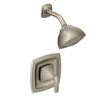 Moen Voss Brushed Nickel PosiTemp Shower Fixture