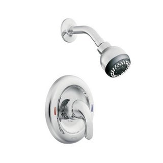 Moen Adler Chrome Single-handle Shower Head Kit