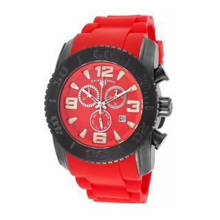 Swiss Legend Men's SL-10067-GM-05 Commander II Red Watch