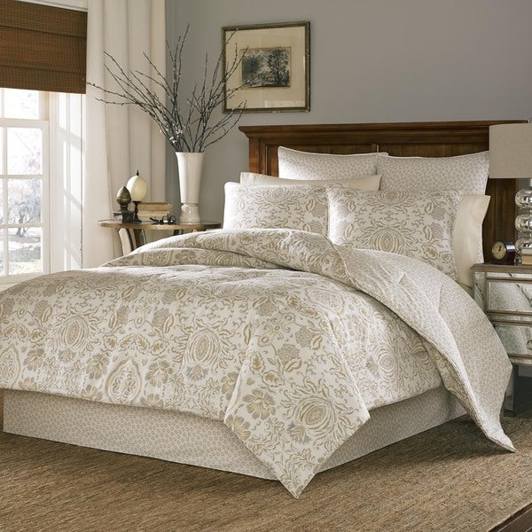 Stone Cottage Belvedere 100-percent Cotton Sateen King Size Duvet Cover Set (As Is Item)