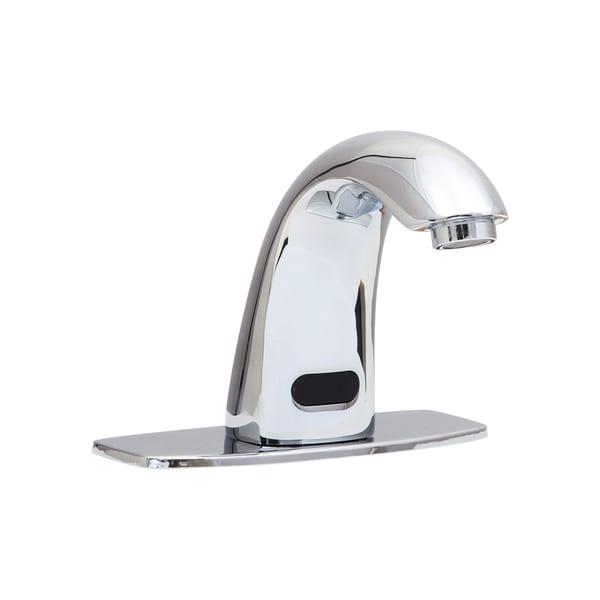 Motion sensor faucet bathroom