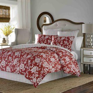Stone Cottage Ceylon 100-percent Cotton Sateen 4-piece Comforter Set