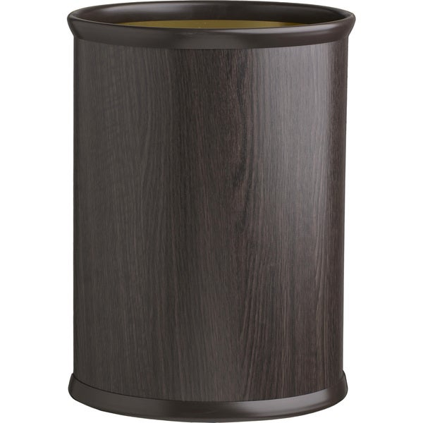 Woodcraft 14-inch Oval Waste Basket