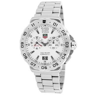 Tag Heuer Men's WAU111B.BA0858 Formula 1 Round Silvertone Bracelet Watch
