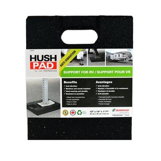 TechnoFlex Hush Pad RV Support Pad