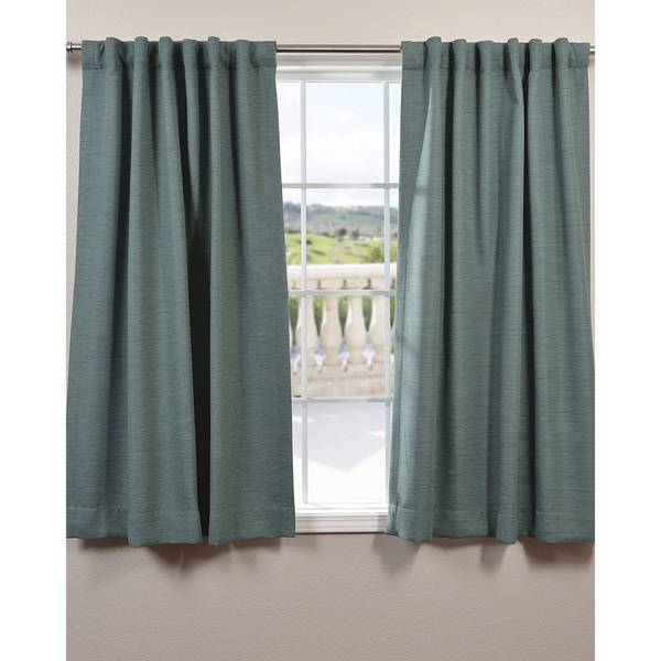 Cheap Black Curtains 90X90 Hotel Blackout Curtains