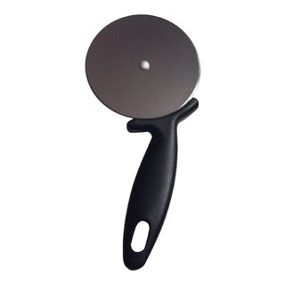 Contoured Carbon Stainless Steel Pizza Cutter