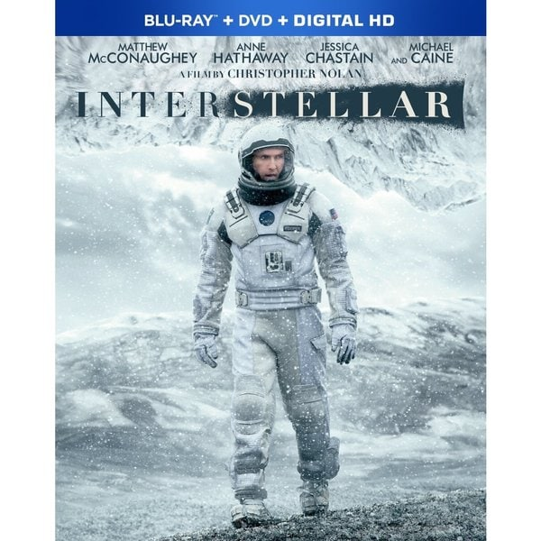 Interstellar (Blu-ray/DVD) 14811430