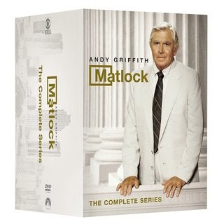 Matlock: The Complete Series (DVD)