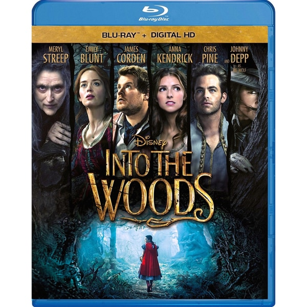 Into The Woods (Blu-ray Disc) 14811532