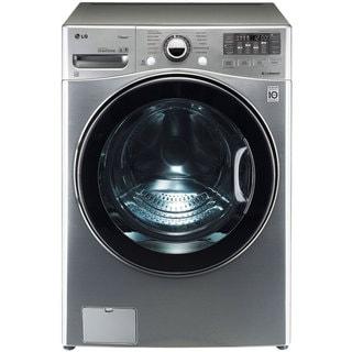 LG WM3470HVA Stainless Steel Washing Machine