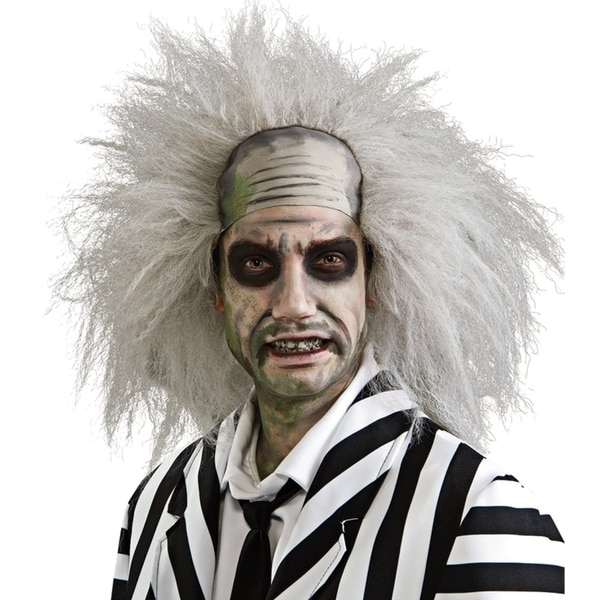 Adult Beetlejuice Movie Costume Wig