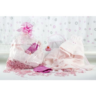 Fun and Snuggles Baby Girl Gift Set