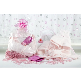 Fun and Snuggles Baby Girl Gift Set