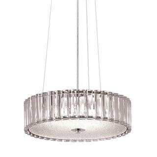 Kichler Lighting Contemporary 4-light Chrome Pendant
