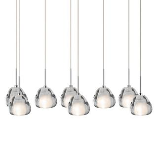 Kichler Lighting Contemporary 8-light Chrome Mini Pendant Cluster Chandelier