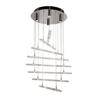 Kichler Lighting Contemporary 20-light Chrome Chandelier