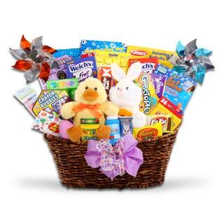 Easter Eggstravaganza Gift Basket