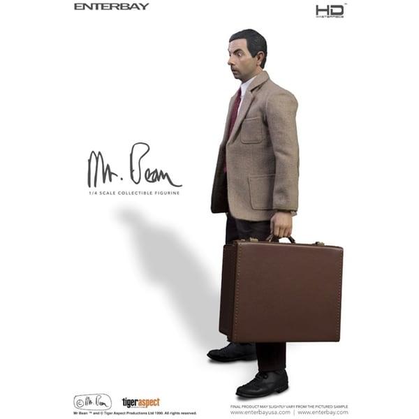 Enterbay X HD Masterpiece HD-1016 Mr. Bean 1:4 Figure 14812630
