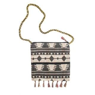 Muk Luks Women's Black Crossbody Square Bag
