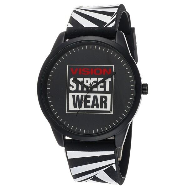 Xtreme Boys Black/ White Round Dial Watch