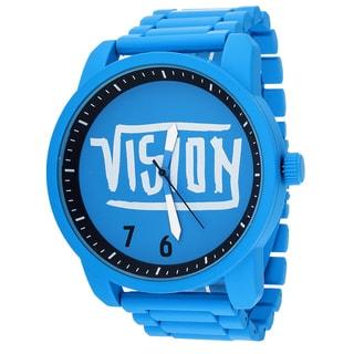 Xtreme Vision Street Wear Blue Metal Round Watch