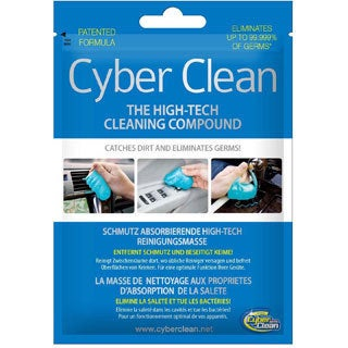 Cyber Clean Car Zip Bag 80 grams (3 pack)