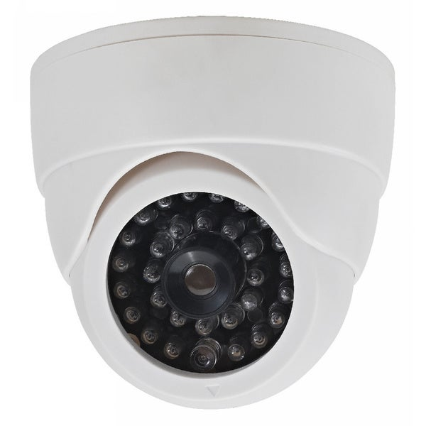 SPT Dummy Cameras with LED Light (Pack of 2)