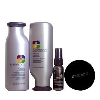 Pureology Hydrate 2014 Holiday Aroma Therapy 4-piece Set