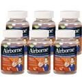 Airborne Vitamin C Gummies (Pack of 6)